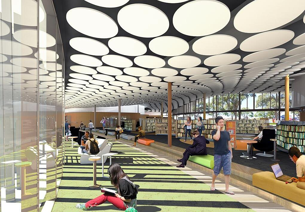 3. Shellharbour City Hub_ Library