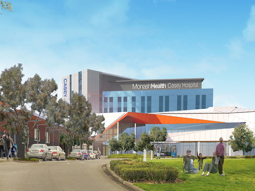 Casey Hospital Expansion